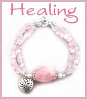 Our Unique Healing Heart Jewelry